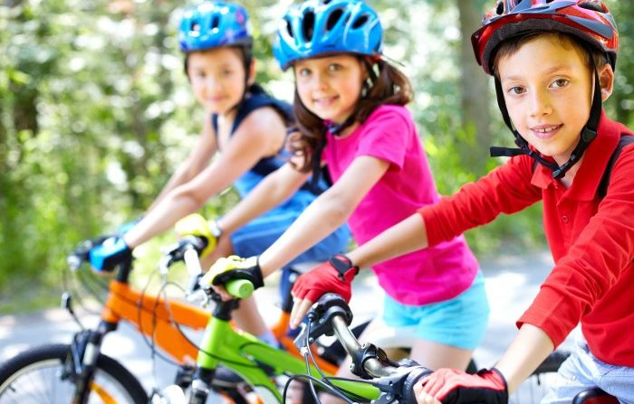 Kids helmet safety
